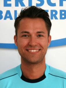BVF Schiedsrichter Julian Kreye