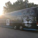 TSV 1860 Mannschaftsbus