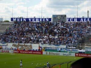Westkurve 1860 - Grünwalder Stadion