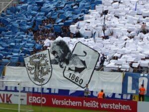 DFB-Pokal - TSV 1860 vs. FC Ingolstadt