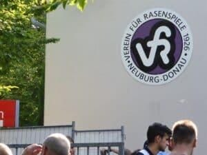 VfR Neuburg gegen TSV 1860