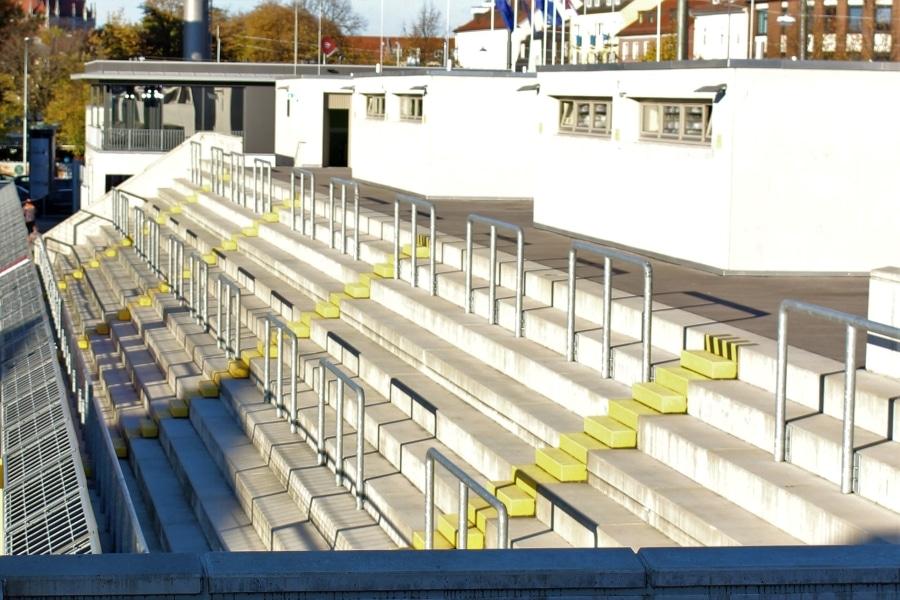 Ostkurve Grünwalder Stadion