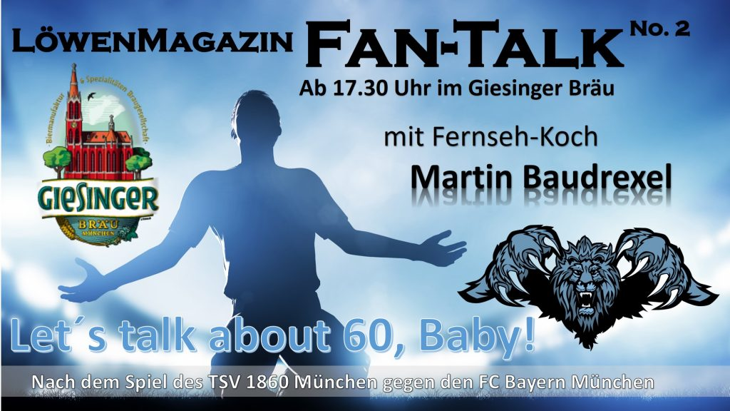 Fan Talk mit Martin Baudrexel