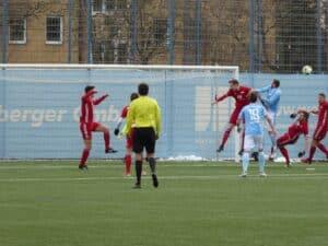 Testspiel: TSV 1860 gg. FC Memmingen