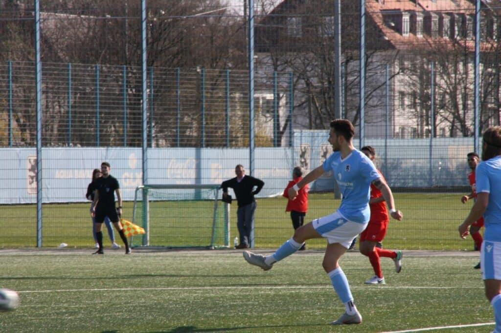 Marcel Spitzer wechselte zum SV Türkgücü-Ataspor München