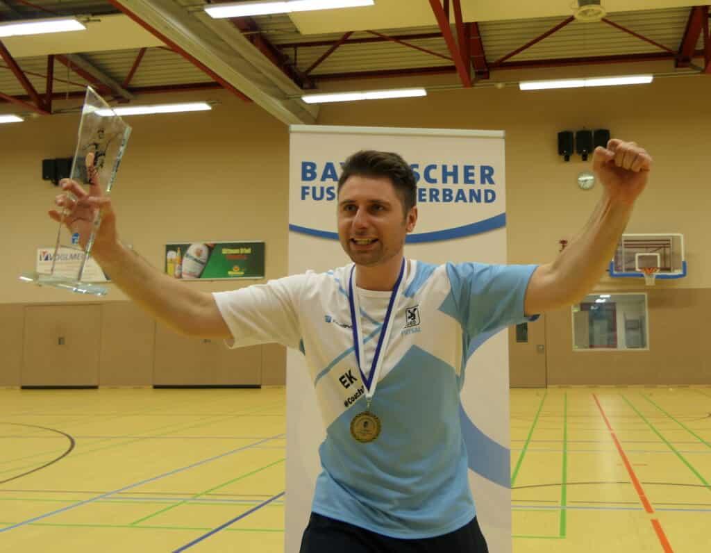 Trainer Edin Kulasic