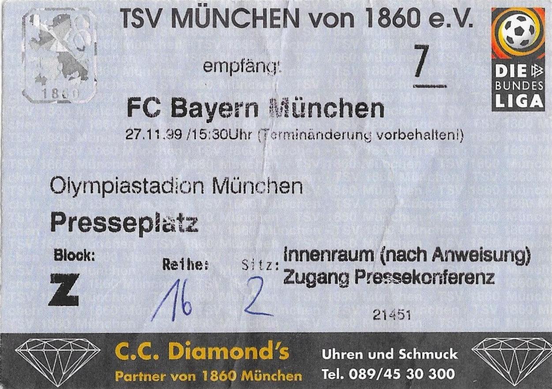 Bayern Vs 1860