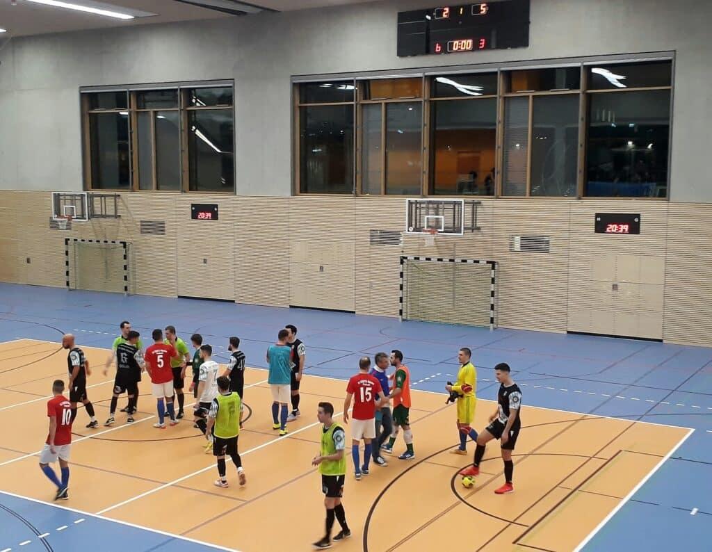 Croatia München vs. TSV 1860 Futsal: 2:5
