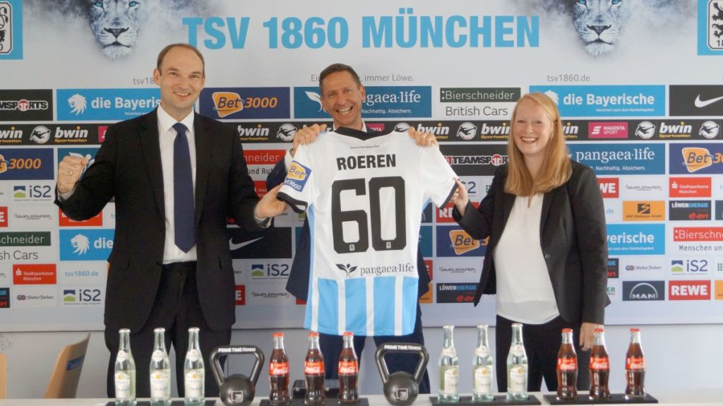 roeren GmbH - Partner des TSV 1860 München